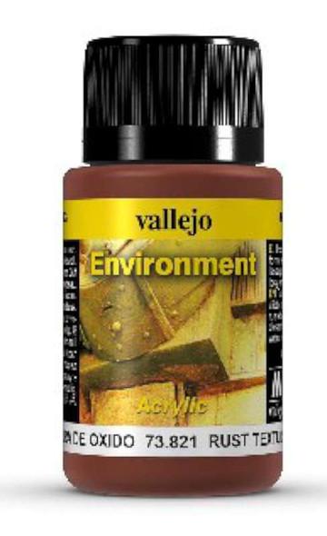 Vallejo Acrylic Paints 40ml Bottle Rust Texture Weathering Effect