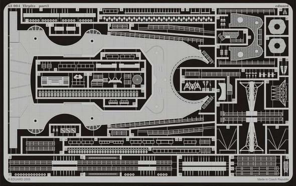 1/350 Ship- Tirpitz for TAM