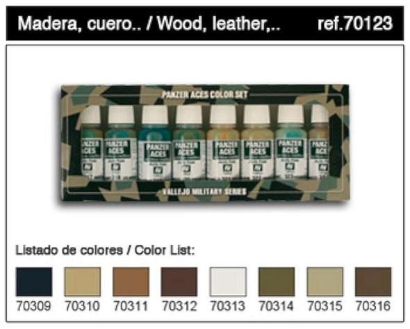 Panzer Aces Color - Sets Set #2 New