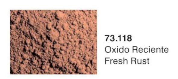 Pigments Pigment: Fresh Rust (30 ml)