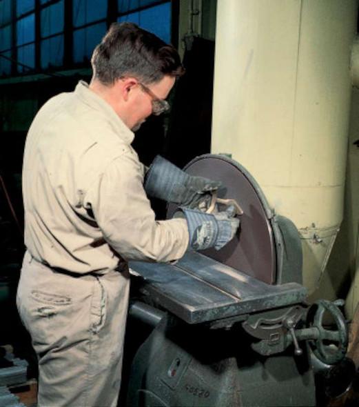 3M™ Abrasive PSA Disc 348D