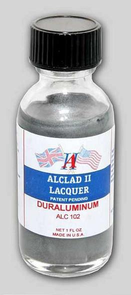Duraluminum 1oz Natural Metal Finish Lacquer Paint