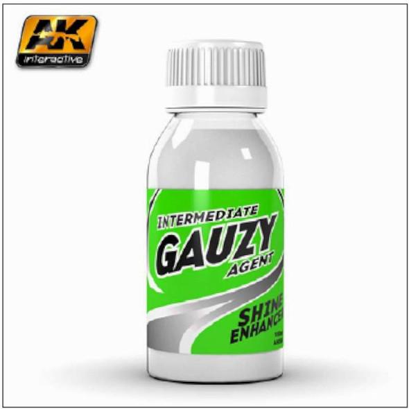 Intermediate Gauzy Agent Shine Enhancer 100ml Bottle