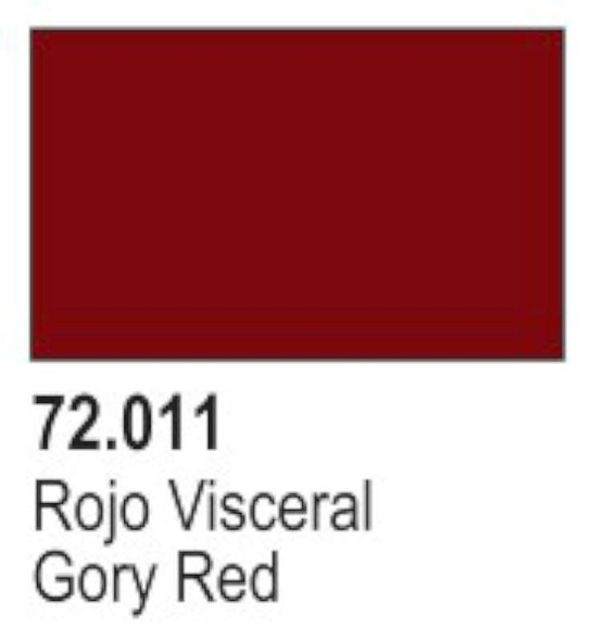 Vallejo Paint 72011 Game Color