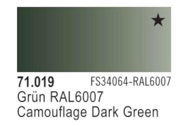 Camouflage Dark Green Mint/New