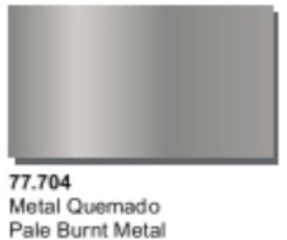 Metal Color Pale Burnt 32ml by Acrylicos Vallejo 77.704