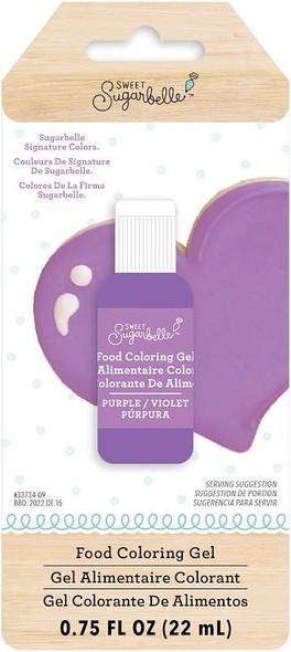 Sweet Sugarbelle Gel Food Coloring  Purple