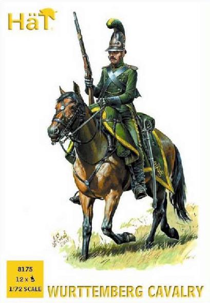 Hat Figures - Wurttemberg Cavalry - HAT8175