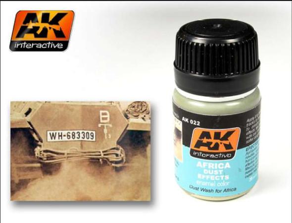 AK Interactive - Africa Dust Effects - AK00022