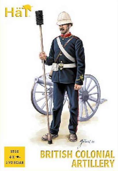 Hat Industrie Colonian Wars Brit Artillry (1:72)