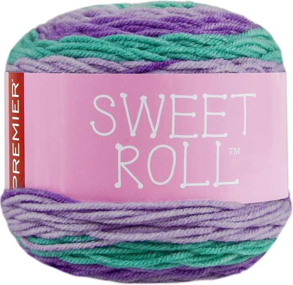 Premier Yarns Sweet Roll Yarn Rock Candy