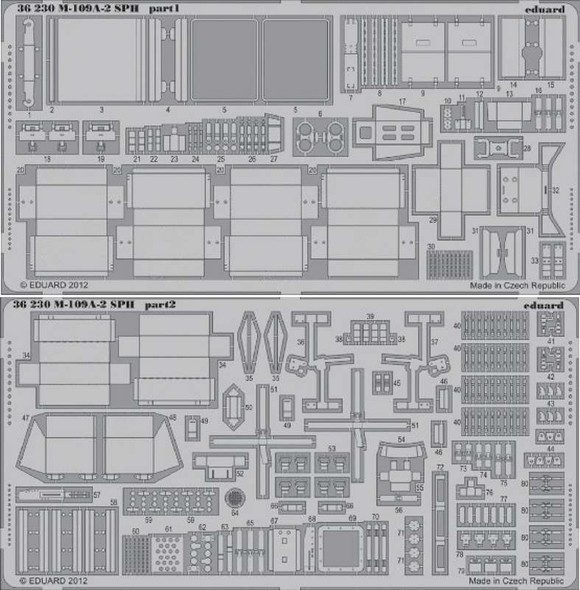 1/35 Armor- M109A2 SPH for KIN