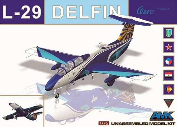 1/72 Aero L29 Delfin Aircraft (New Tool)