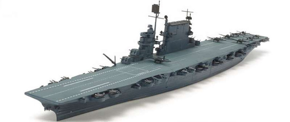 Tamiya 1/700 US Aircraft Carrier Saratoga (CV-3) 31713