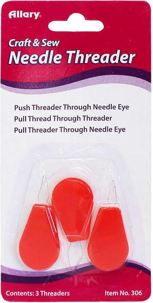 Allary Needle Threaders 3/Pkg