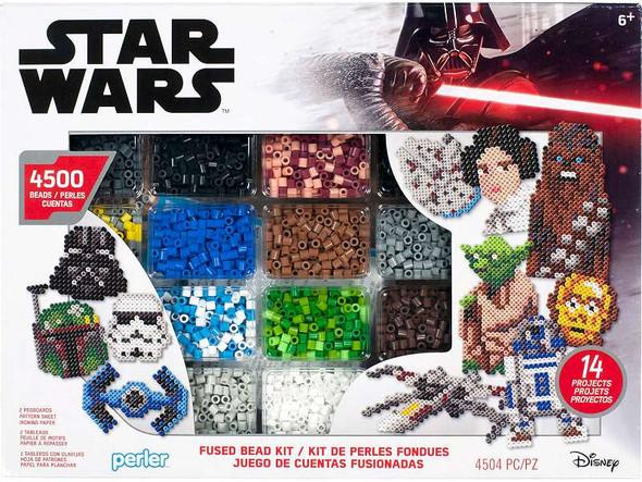 Perler Deluxe Fused Bead Kit Star Wars
