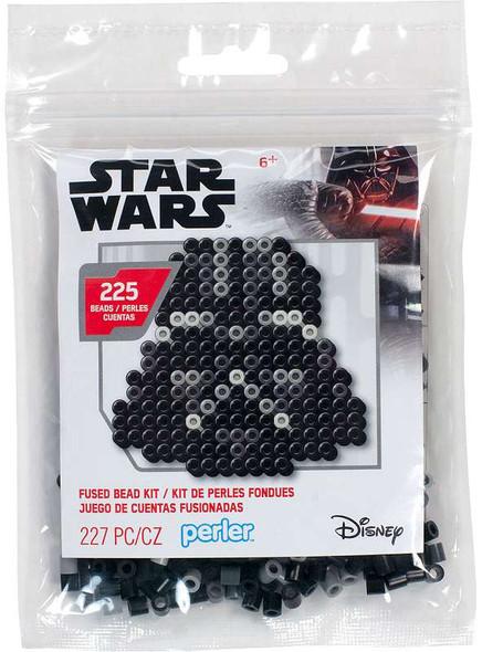 Perler Fused Bead Trial Kit Star Wars Darth Vader