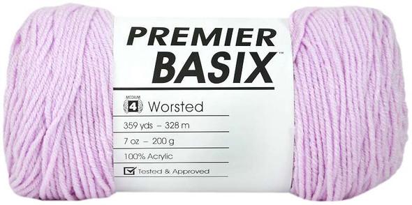 Premier Yarns Basix Yarn Lilac