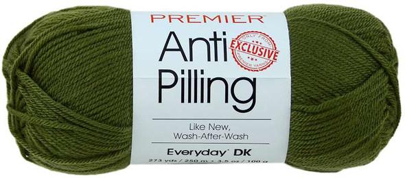 Premier Yarns Anti-Pilling Everyday DK Solids Yarn Fern Green