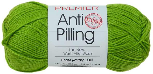 Premier Yarns Anti-Pilling Everyday DK Solids Yarn Green Apple