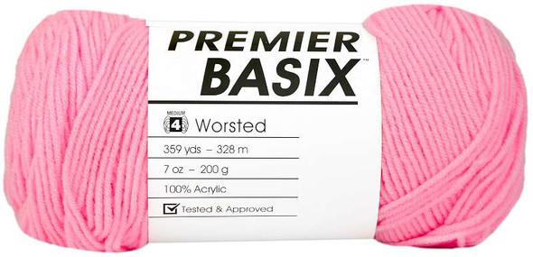 Premier Yarns Basix Yarn Pink