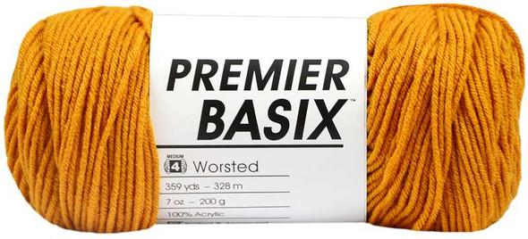 Premier Yarns Basix Yarn Goldenrod