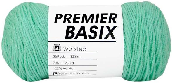 Premier Yarns Basix Yarn Seaglass