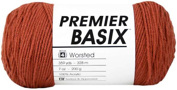 Premier Yarns Basix Yarn Pumpkin