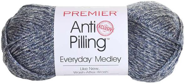 Premier Yarns Anti-Pilling Everyday Medley Yarn Vintage Denim