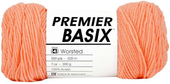 Premier Yarns Basix Yarn Peach