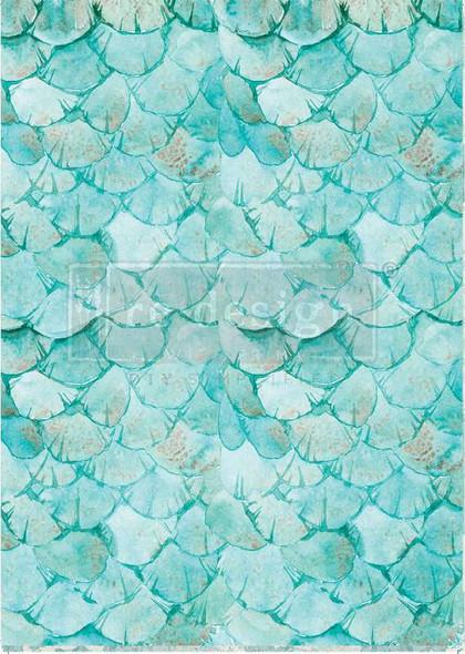 "Prima Marketing Re-Design Mulberry Tissue 19""x30"" Ariel"