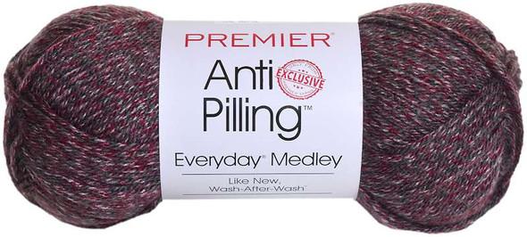 Premier Yarns Anti-Pilling Everyday Medley Yarn Berry Marble