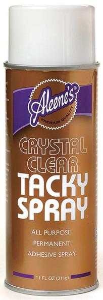 Aleene's Crystal Clear Tacky Spray Adhesive 11oz