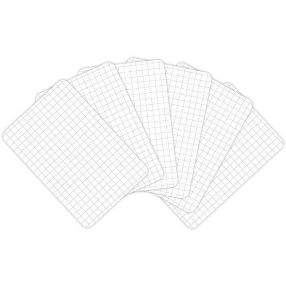 "Project Life 4""X6"" Cards 100/Pkg Grid"