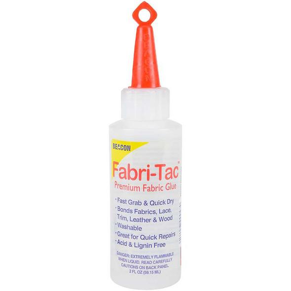 Fabri-Tac Permanent Adhesive 2oz