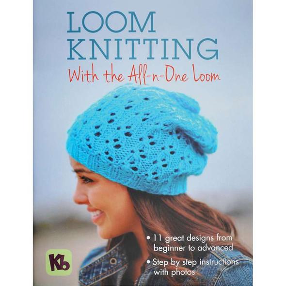 Knitting Board Book Loom Knitting