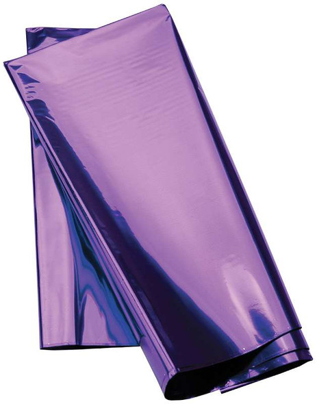 "Sophisti Wrap 18""X30"" 3/Pkg Purple"