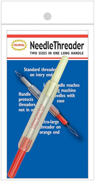 2-In-1 Needle Threader