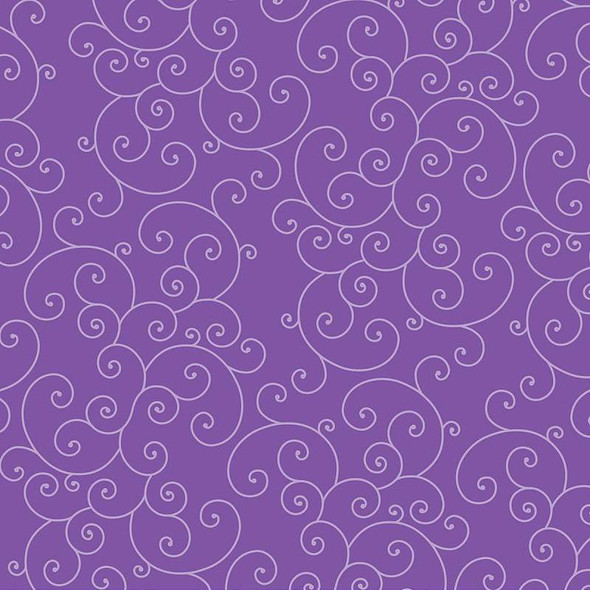 "Core'dinations Core Basics Patterned Cardstock 12""X12"" Purple Swirl"