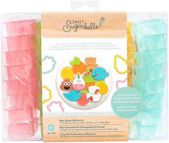 Sweet Sugarbelle Cookie Cutter Set 41/Pkg Mini Shape Shifter Set