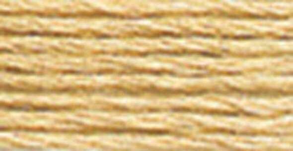 DMC Pearl Cotton Skein Size 3 16.4yd Very Light Tan
