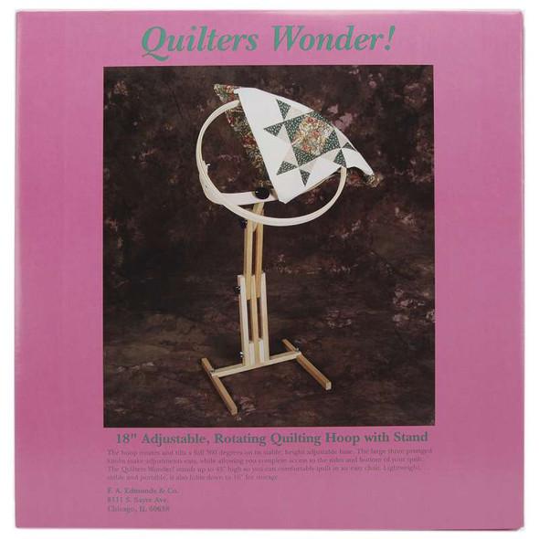 Quilter's Wonder Hoop & Floor Stand