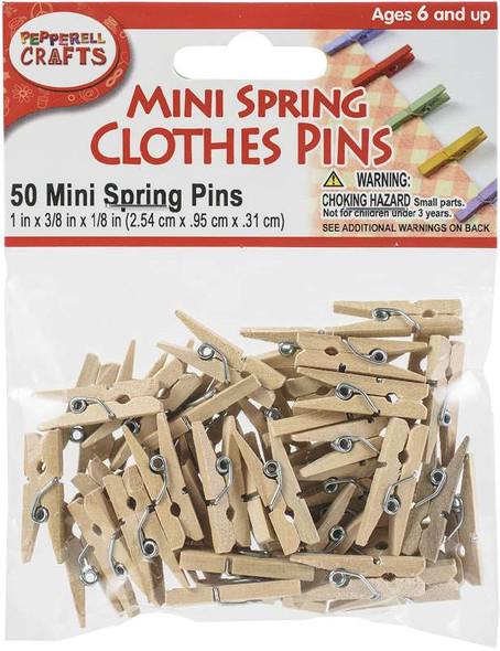 """Mini Spring Pins 1""""X3/8""""X1/8"""" 50/Pkg"""
