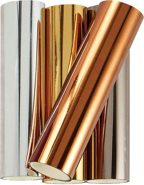 Glimmer Foil Variety Pack Essential Metallics