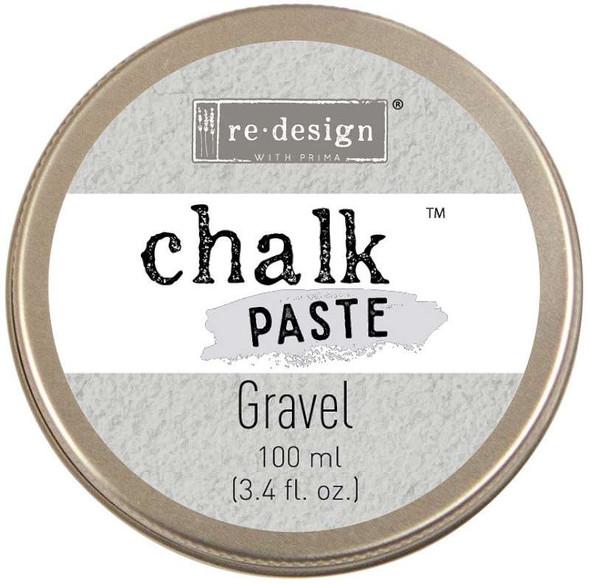 Prima Re-Design Chalk Paste 100ml Gravel