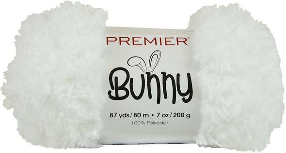 Premier Yarns Bunny Yarn White