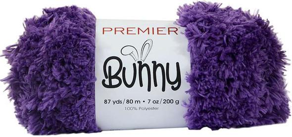 Premier Yarns Bunny Yarn Purple