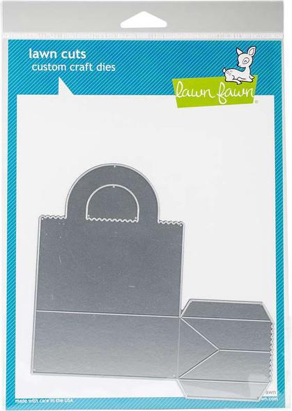 Lawn Cuts Custom Craft Die Tote Bag