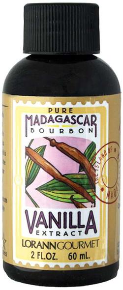 Pure Madagascar Vanilla Extract 2oz