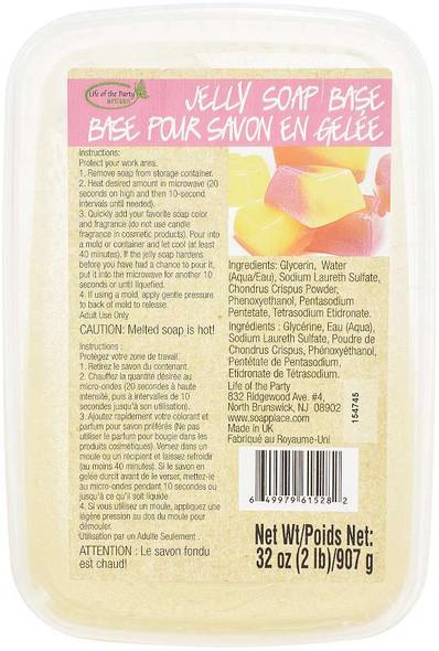 Jelly Soap Base 2lb